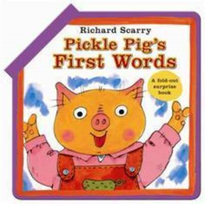 Pickle Pig's First Words (BOK)