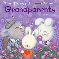Things I Love About Grandparents (BOK)