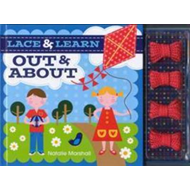 Lace And Learn Out And About (BOK)