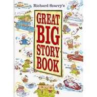 Richard Scarrys Great Big Story Book (BOK)