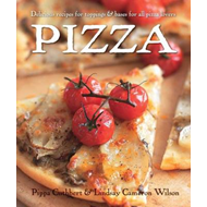 Pizza: Delicious Recipes for Toppings and Bases for All Pizza Lovers (BOK)