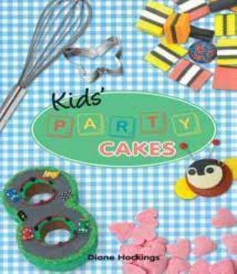 Kids' Party Cakes (BOK)