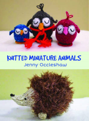 Knitted Miniature Animals (BOK)