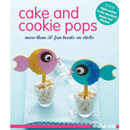 Cake and Cookie Pops (BOK)