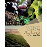 James Halliday's Wine Atlas of Australia (BOK)
