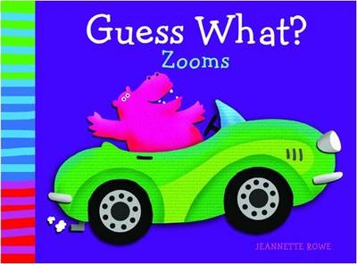 Guess What Zooms? (BOK)