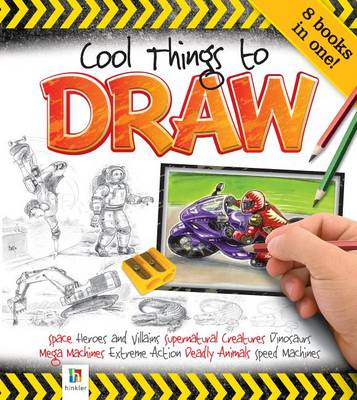 Cool Things to Draw (BOK)