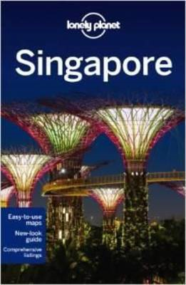 Lonely Planet Singapore (BOK)