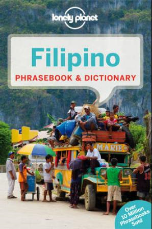 Lonely Planet Filipino (Tagalog) Phrasebook & Dictionary (BOK)