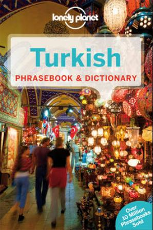 Lonely Planet Turkish Phrasebook & Dictionary (BOK)