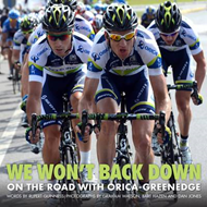 We Won't Back Down: On the Road with Orica-Greenedge (BOK)