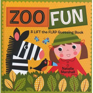 Zoo Fun! Lift the Flap (BOK)