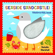 Seaside Sandcastle Touch and Feel (BOK)