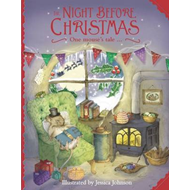 The Night Before Christmas: One Mouse's Tale (BOK)