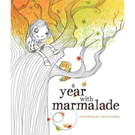 Year With Marmalade (BOK)