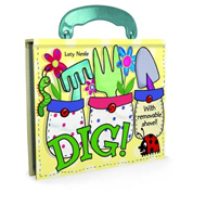 Dig! Board Book with Handle (BOK)