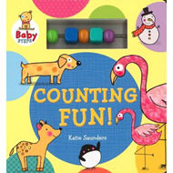 Baby Steps: Counting Fun (BOK)