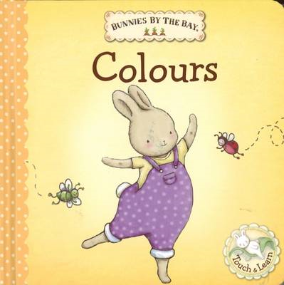 Bunnies By The Bay: Colours (BOK)