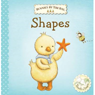 Bunnies by the Bay: Shapes: Touch & Learn (BOK)