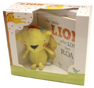 The Little Lion Who Lost Her Roar Book & Plush (BOK)