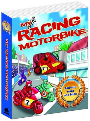 Motorcycle Book and Track - My Racing Motorbike (BOK)