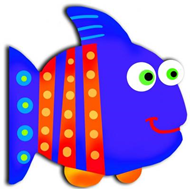 Fishy Friends - Nibbler (BOK)