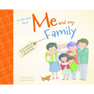 Little Book About Me and My Family (BOK)