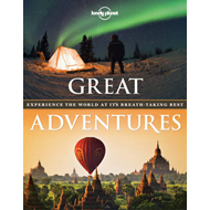 Great Adventures: Experience the World at its Breath-Taking Best (BOK)