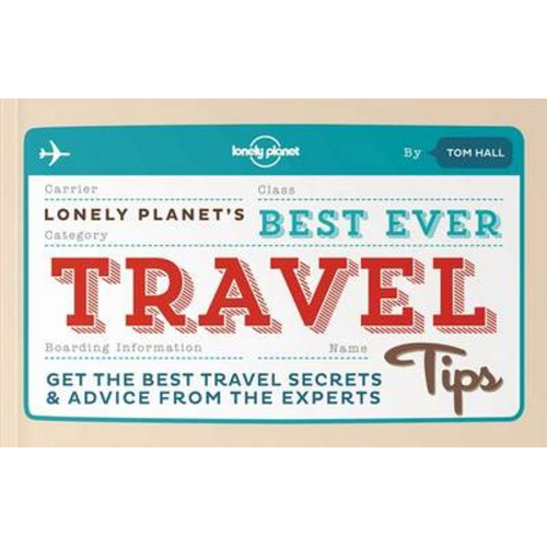 Best Ever Travel Tips (BOK)