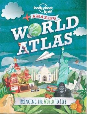Amazing World Atlas (BOK)