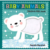 Baby Animals - Touch and Feel (BOK)