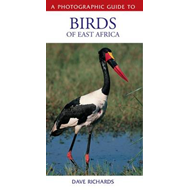 photographic guide to Birds of East Africa (BOK)