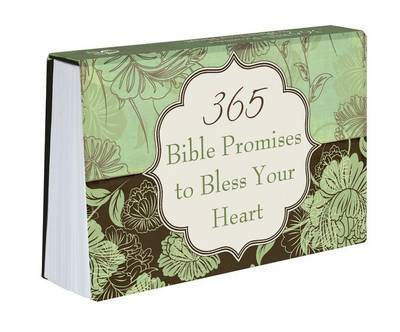 365 Bible Promises to Bless Your Heart (BOK)