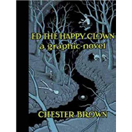 Ed the Happy Clown: A Graphic Novel (BOK)