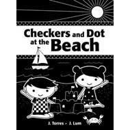 Checkers and Dot at the Beach (BOK)