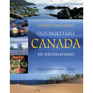 Unforgettable Canada: 115 Destinations (BOK)