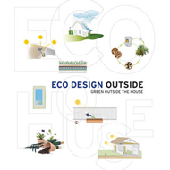 Eco Design Outside: Green Outside the House (BOK)