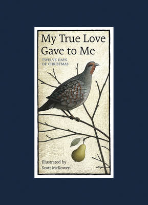 My True Love Gave to Me: Twelve Days of Christmas (BOK)