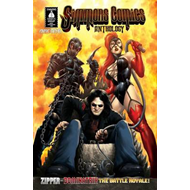 Simmons Comics Anthology: v. 1 (BOK)