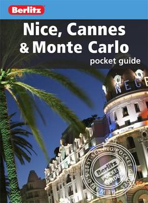 Berlitz: Nice, Cannes and Monte Carlo Pocket Guide (BOK)