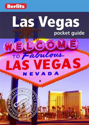 Berlitz: Las Vegas Pocket Guide (BOK)