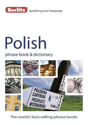 Berlitz: Polish Phrase Book & Dictionary (BOK)