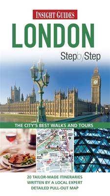 Insight Guides: London Step by Step (BOK)