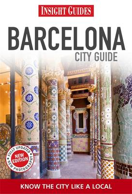 Insight Guides: Barcelona City Guide (BOK)