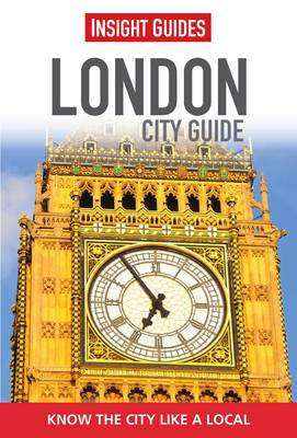 Insight Guides: London City Guide (BOK)