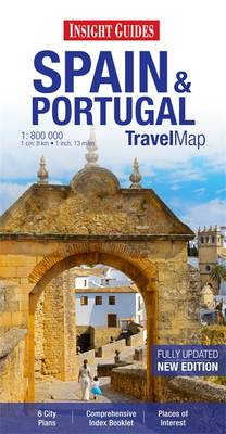 Insight Travel Maps: Spain & Portugal (BOK)