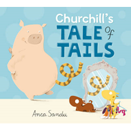 Churchill's Tale of Tails (BOK)