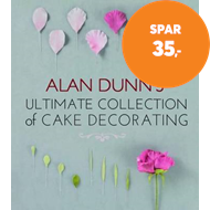 Produktbilde for Alan Dunn's Ultimate Collection of Cake Decorating (BOK)