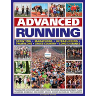 Advanced Running: Training for Both Sport and Competition, Including Individual Running Plans, Advan (BOK)