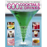Bartender's Guide to Mixing 600 Cocktails & Drinks (BOK)